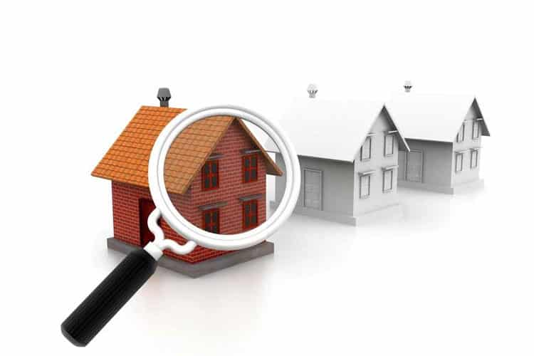 Searching for a home property